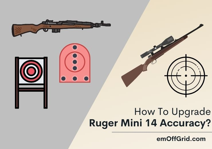 How To Upgrade Ruger Mini 14 Accuracy