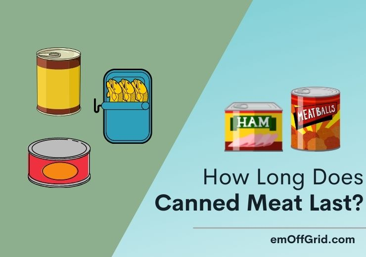 How Long Does Canned Meat Last
