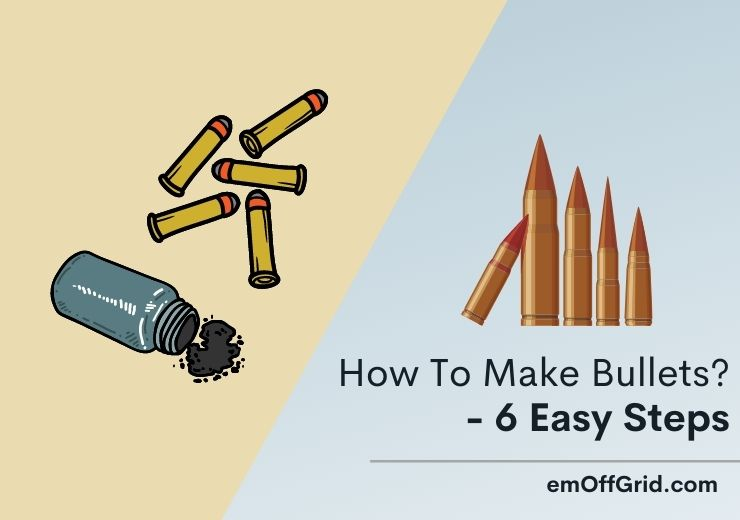 How To Make Bullets